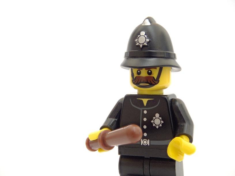 Lego Police Officer