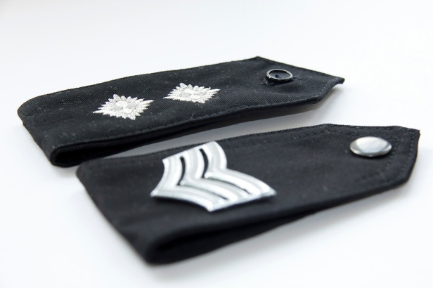 Sergeant and Inspector