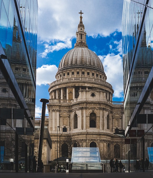 St Pauls Cathdral