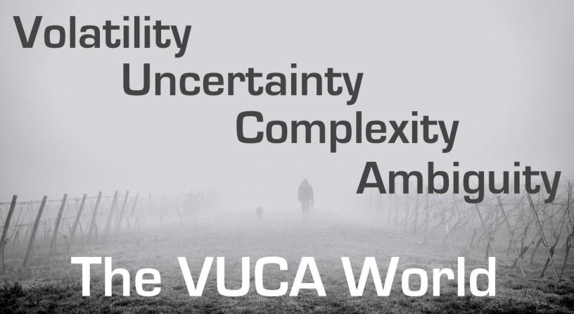 VUCA police leadership
