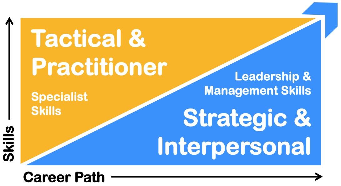 Tactics vs. strategy police