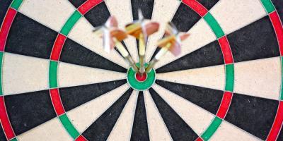 UK Police Promotion Bullseye