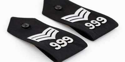 Sergeant Epaulettes badges rank