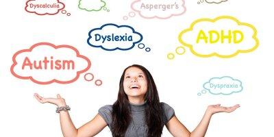 Neurodiversity police autism and dyslexia